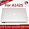 Original del 100% prueba de pantalla lcd display asamblea para macbook retina 13 ''a1425 a1425 md212 md213 me662 a finales de 2012 a principios de 2013