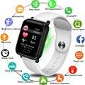 LIGE новый спортивный умный Браслет пульсометр монитор кровяного давления умный фитнес-браслет часы Шагомер Смарт-браслет для Android IOS