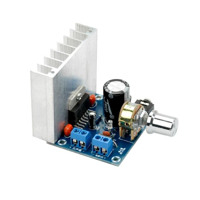 DC12V 35 wát + 35 wát TDA7377 Board Khuếch Đại Âm Thanh Stereo 2.0 Kênh Đôi Kệ Sách Loa Công Suất Cao Board Khuếch Đại