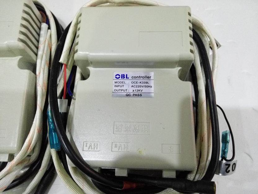 2PCS DHL Free Shipping New And Original Gas Ignition Controller OBL OCE-K339L AC220V One Year Warranty