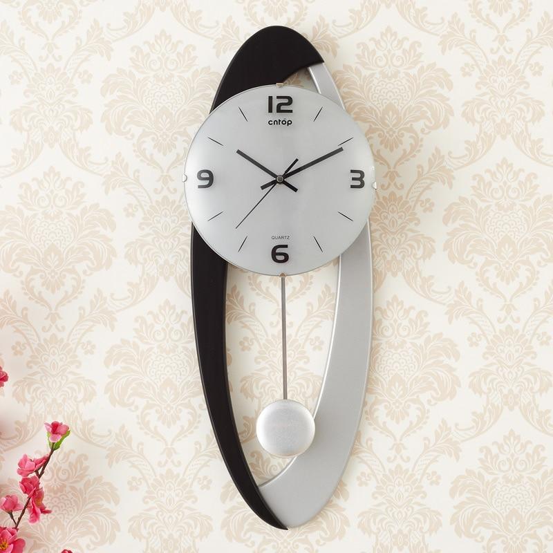 Grote wandklok Saat Reloj klok Duvar Saati digitale wandklokken - Huisdecoratie - Foto 4