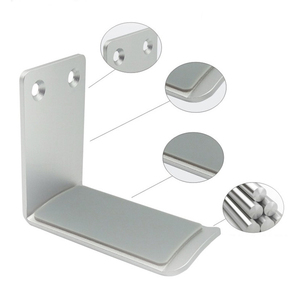 Портативный держатель для наушников, Настольная настенная подставка с крюком, Офисная подвесная Универсальная гарнитура для хранения
