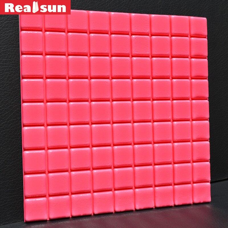 Aliexpress.com : Buy PE Foam Brick Wallpaper 3D Wall