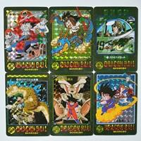 42pcs/set Super Dragon Ball Z Replica Storm Clouds Heroes Battle Card Ultra Instinct Goku Vegeta Game Collection Cards