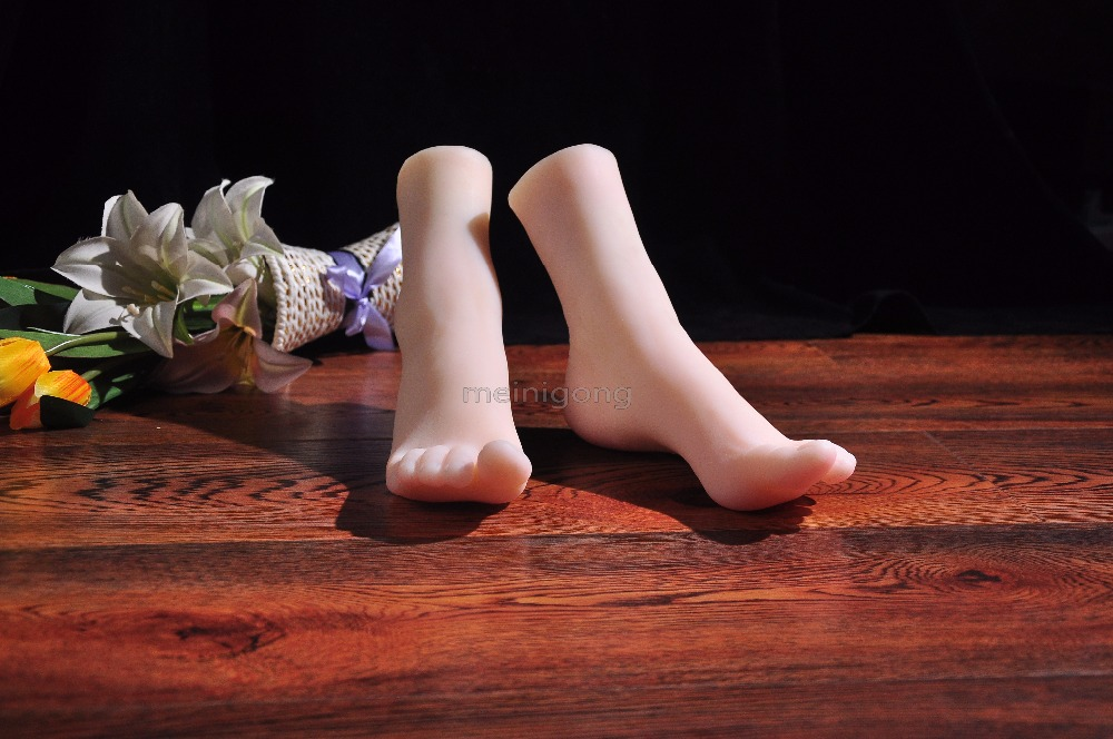 Real skin sex dolls for man, Newest silicone girls ballerina dancer gymnast foot feet pointed toes fetish toys model dolls