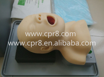 BIX-J2A Neonate Head For Lrachea Lntubation Model  MQ093