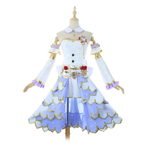 LoveLive Easter Day Easter Maki Nishikino Cosplay Costume Birdcage Halloween Uniform Outfit Dress CM164