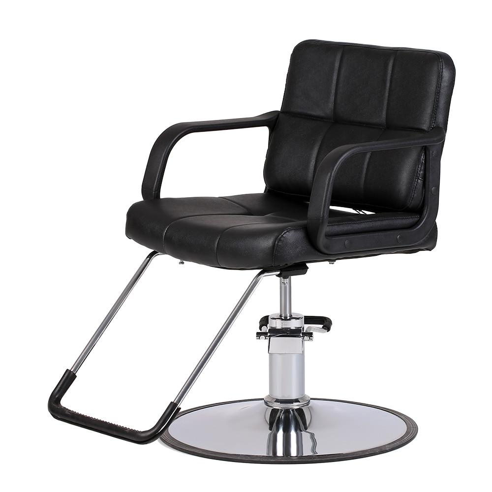 Friseurstuhl.. Hydraulische Stuhl Guest Chair 001 Stilvolle Minimalistischen Friseur Stuhl