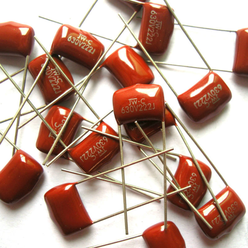 Wholesale and retail 100pc Metallized Polypropylene Film Capacitor 0.0022uF 630V for vintage radio amp free shipping