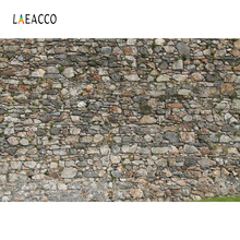 Laeacco Old Stone Wall Gap Grunge Portrait Photography Backgrounds Customized Photographic Backdrops For Photo Studio