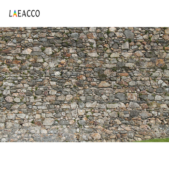 Laeacco Stone Wall Vintage Grunge Portrait Photography Backgrounds Photographic Backdrops Photozone Photocall For Photo Studio laeacco photography backdrops vintage gray white wall wedding party baby portrait photo backgrounds photocall photo studio