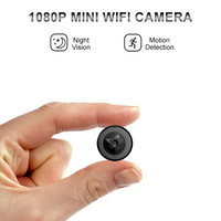 c6 mini ip camera hd 1080p security camera Night Version Micro Camcorder Voice Video Recorder monitor wireless wifi camera cam