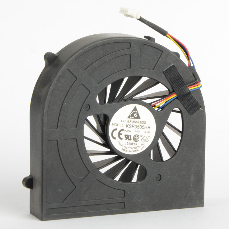 Notebook Computer Replacements CPU Cooling Fans For HP PROBOOK 4520s 4525s 4720S Laptops CPU Cooler Fans KSB050HB F0620 cpu cooling conductonaut 1g second liquid metal grease gpu coling reduce the temperature by 20 degrees centigrade