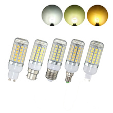 Fashion Style Wsfs Hot Sale Generic Energy Saving E14 60 Smd 3528 Led 450lm Corn Light Lamp Bulb 3000-3500k Equivalent Halogen 50w Warm White Lighting Accessories