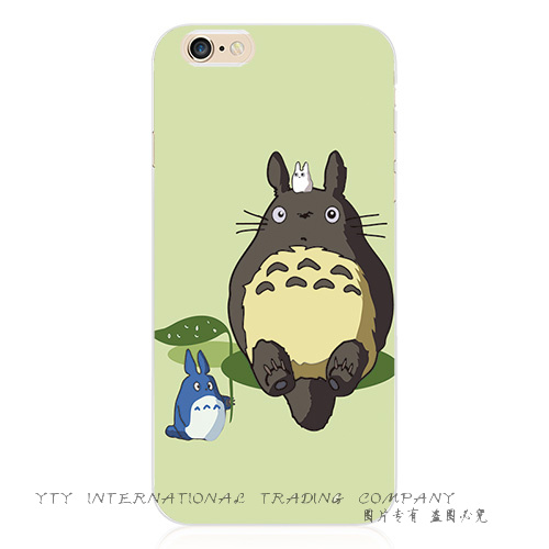 best cheap 55901 78883 US $1.79 |6Plus 5.5'' Funy Design Silicon Painting Totoro Phone Cover Case  For Apple iPhone 6 Plus For iPhone 6S Plus Cases Shell Fashion on ...