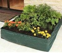 Eco friendly Waterproof Garden Vegetables Grow Planter Bag 90x90x40cm