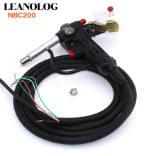 MIG welder 3Meters Spool Gun Push Pull Feeder Aluminum copper or stainless steel DC 24V Motor Wire 0.6-1.2mm Welding Torch nylon body toothed roller jinslu 6 feet mig spool gun push pull feeder aluminum steel torch no connector