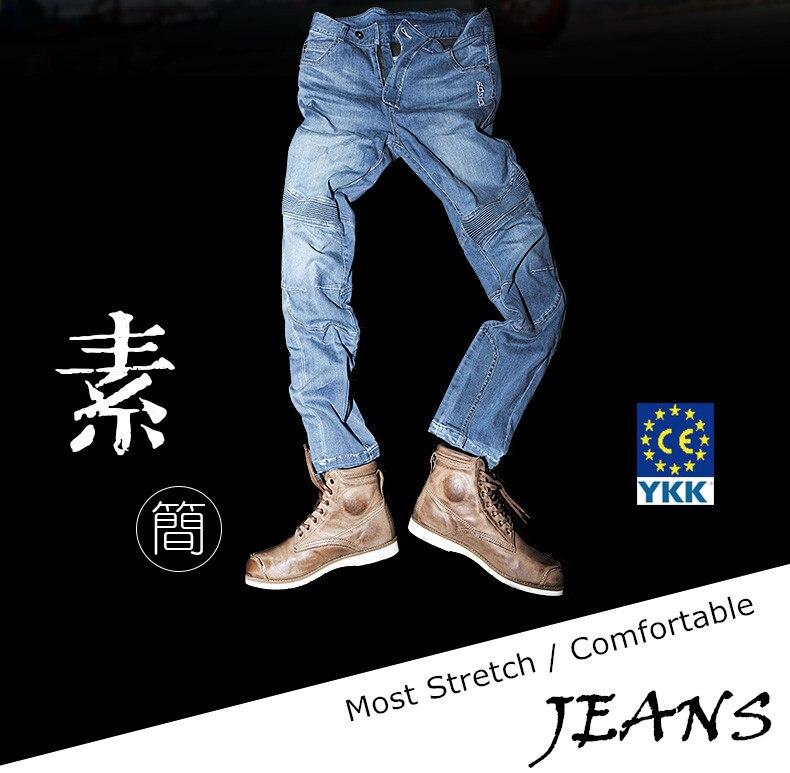 Freies Verschiffen Motoboy Motorrad Reiten Hosen Racing Hosen Reiten Jeans