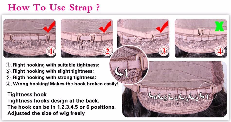 use straps