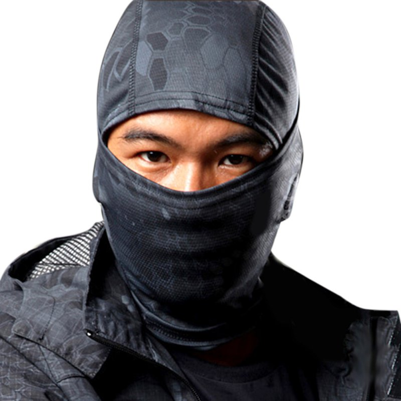 Sensible Men Boy Tactical Outdoor Airsoft Ski Quick-drying Hood Balaclava Hide Full Face Mask 5 Colors Back To Search Resultshome