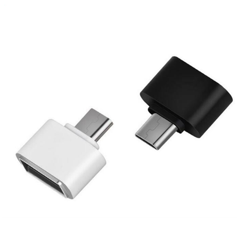 Mini Micro USB Male To USB Female OTG Adapter Converteror For Tablet PC Android OTG Micro Usb Connector Cord For Samsung Android