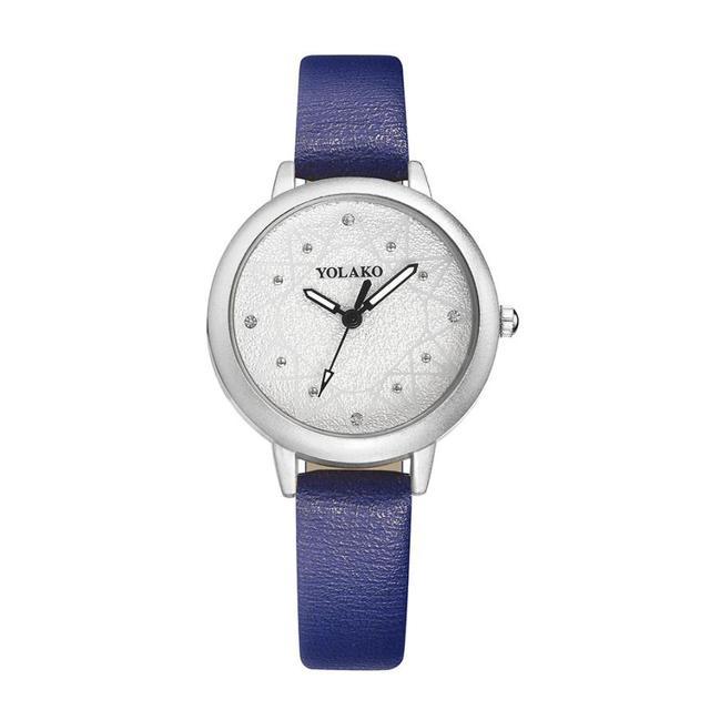 Metropolitan Fashion Luxury Brand Quartz Wristwatches Leather Watch Fashion Bling Casual Femal Gold Watch Watch Small montre  M3