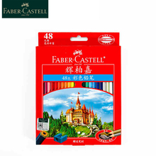 Faber Castell Oily Colored pencil 24/36/48/72/100Colors Professional Painting Set Color Pencils For Drawing Sketch Art Supplies faber castell oily colored pencil 24 36 48 72 100colors professional painting set color pencils for drawing sketch art supplies