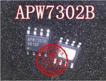 Оригинальный 50 шт./лот APW7302B SOp8 наступательных использовать ноутбук чип