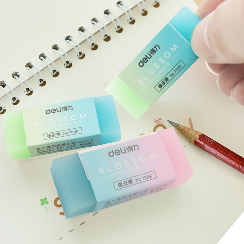 귀여운 kawaii chancery 젤리 컬러 연필 지우개 사무실 학교 학생 문구 용품 고무 지우개 어린이 선물 용품