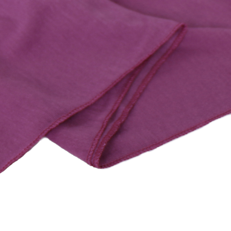 Image 5 - 35 colors High quality cotton jersey hijab scarf shawl women solid elasticity headscarf muslim headband maxi scarves wraps 10pcs-in Women's Scarves from Apparel Accessories