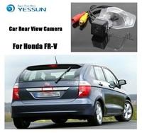 YESSUN kamera cofania kamera tylna do Honda FR V HR V MR V kamera cofania i parkowania HD CCD Night Vision + kamera w Kamery pojazdowe od Samochody i motocykle na