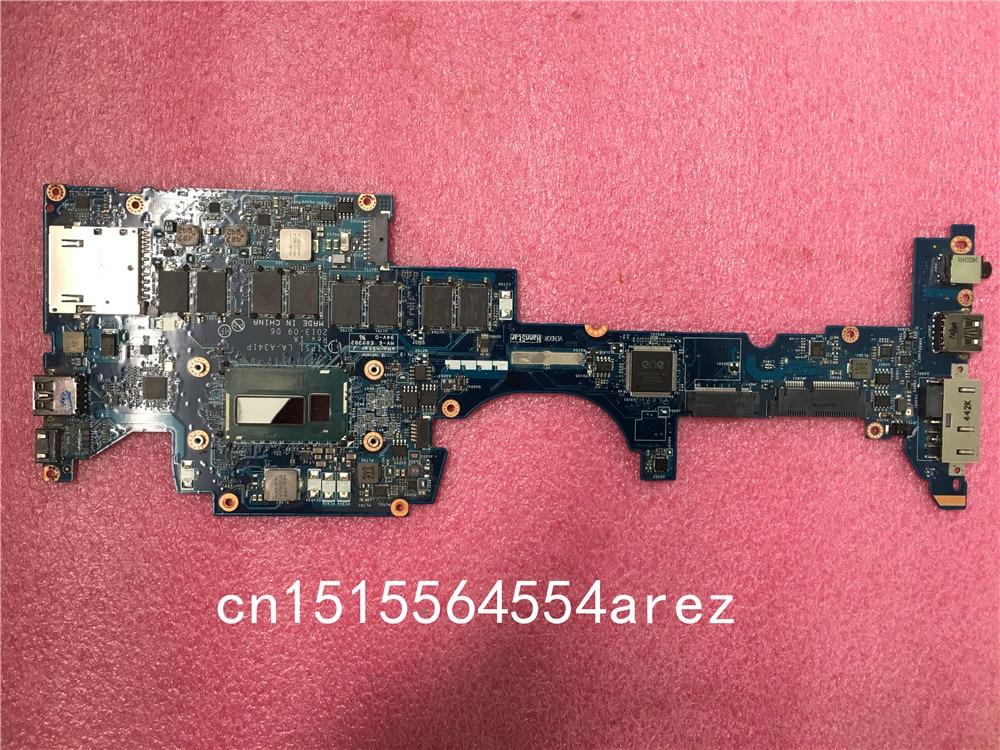 original laptop lenovo thinkpad x1 carbon motherboard mainboard with fan i7 3667u cpu touch 04x0495 w8p Original laptop Lenovo ThinkPad YOGA S1 motherboard mainboard i7 i7-4500 CPU 8G 04X5239