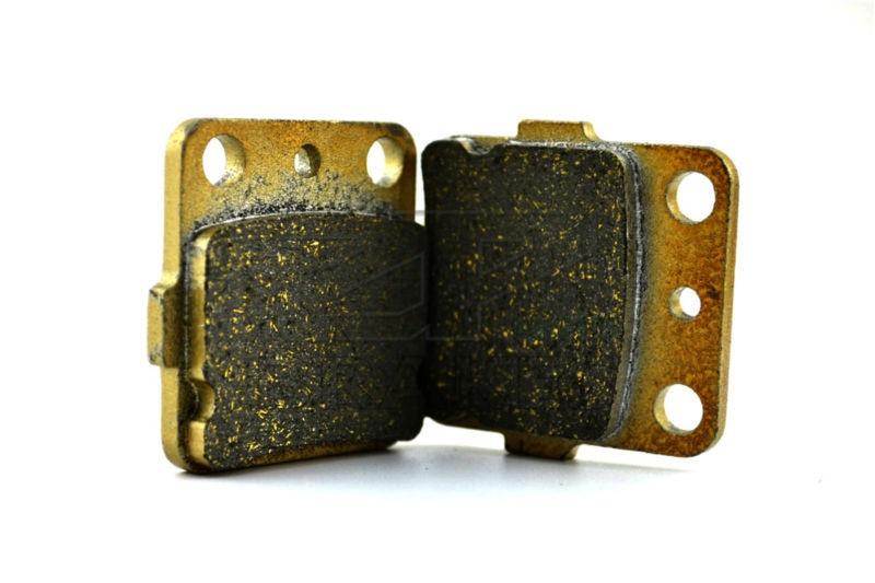 Free Shipping New Organic Brake Pads For Rear KAWASAKI KX 80 L1-3/N1-2/M/P/R1-5 1988-1996 KX 80 1997-2000 High Quality