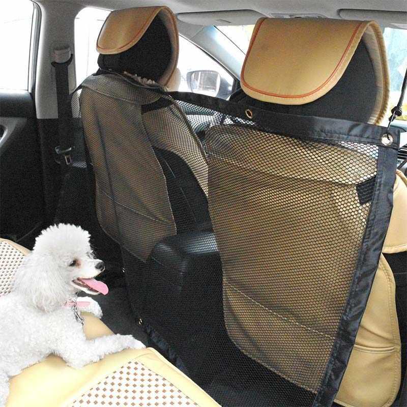 115x62 см Pet изоляции сети Pet авто забор автомобиля анти-столкновения Сетки Изоляции сети безопасный Pet защиты буферное устройство