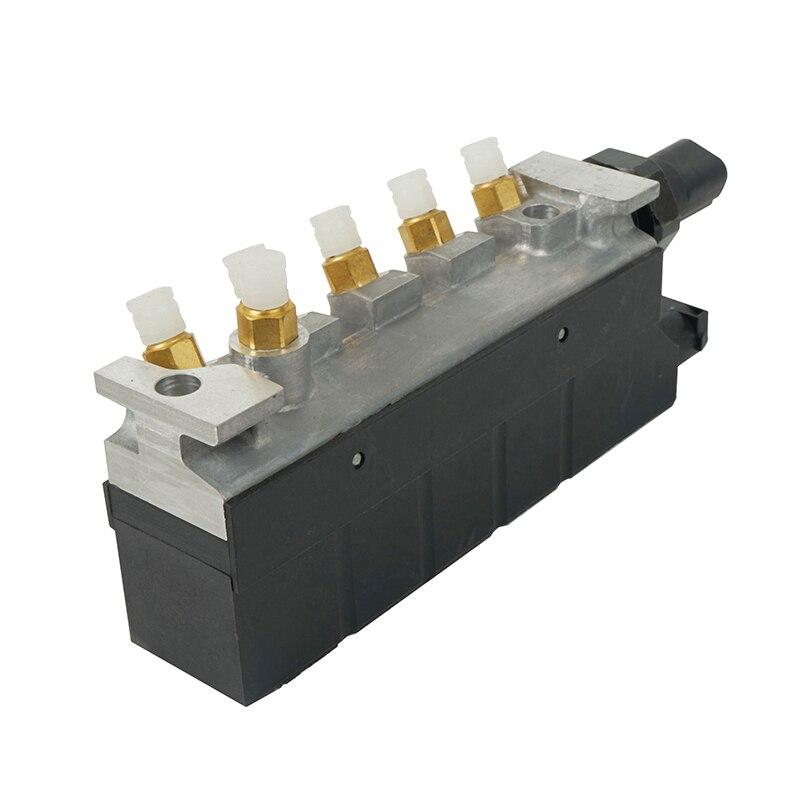 1x Новая подвеска клапан подачи воздуха Электромагнитный клапан блок для Mercedes W220 S350 S430 S500 S600 S55 S6 автомобильные аксессуары 2203200258