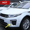 For Land Rover Range Rover Evoque ABS Front Fog Light Lamp Cover Trim 2016 2pcs