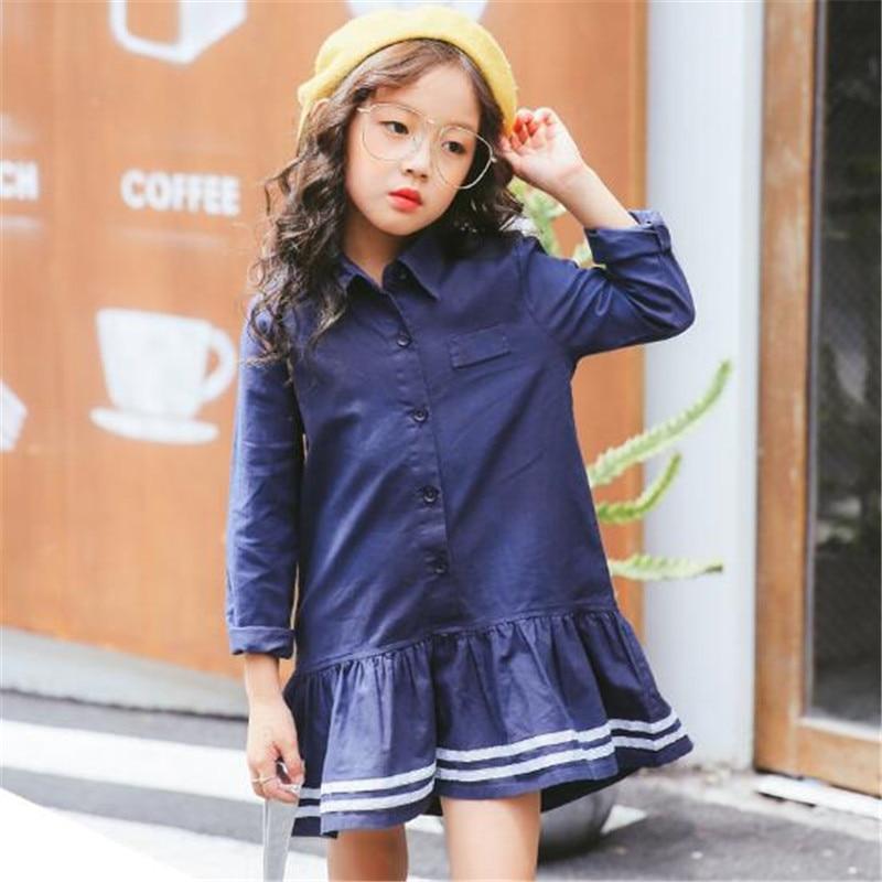 Girls Baby Kids Unicorn Long Sleeve Striped T-shirt Dress Tunic Costume Age 2-9Y