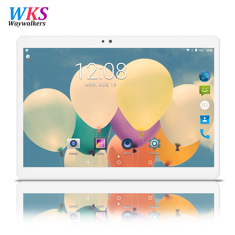 10 inch Octa Core Multi Touch Tablets PC 3G 4G LTE 4GB RAM 32GB 64GB ROM Dual Sim Card Phone Call FM OTG Bluetooth WIFI Tablets cige a6510 10 1 inch android 6 0 tablet pc octa core 4gb ram 32gb 64gb rom gps 1280 800 ips 3g tablets 10 phone call dual sim