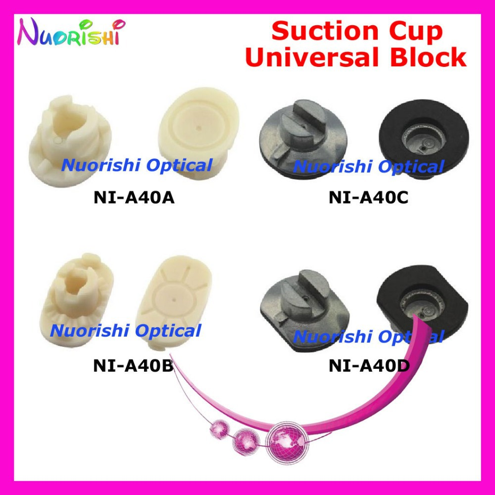 NI-A Briller Briller Universal Block Suction Cups Briller Tilbehør For Smilar Nidek Auto Lens Edger Cup Suction Free Ship