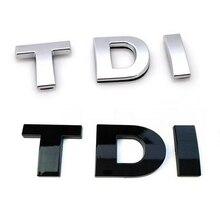 TDI  Badge Emblem Decal Sticker Logo