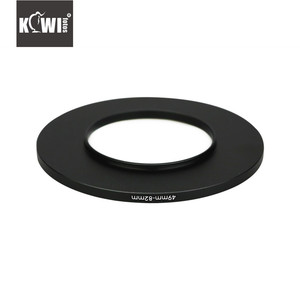 Image 3 - KIWI Camera Metal Adapter Ring LED 24mm 49mm Filters Hoods Flashes Lens Converters Tube for Canon/Nikon/Sony/Fuji/Pentax/Olympus