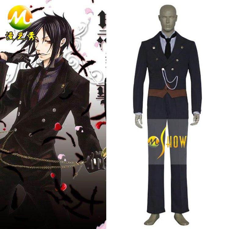 Super Cool Anime Black Butler Kuroshitsuji Sebastian ...