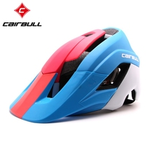 CAIRBULL Super Design Mountain Bike Helmet Deeper Coverage MTB Bicycle Helmet Superior Venting Cycling Helmet For Men Women