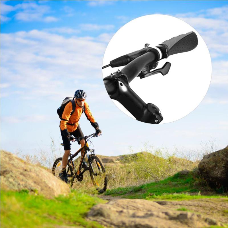 Mountain Bike Soft Rubber Universal Cycling Non-Slip Bicycle Handle Grip