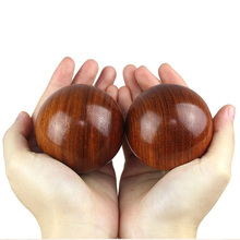 Wooden Massage Balls (2 pcs)
