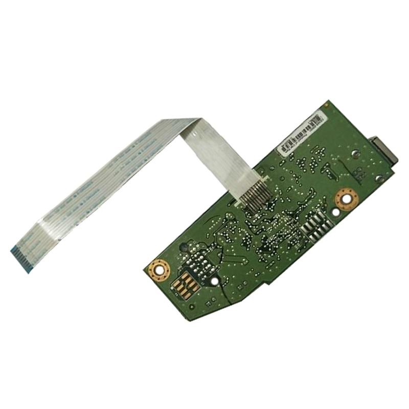 Einkshop CE670 60001 панель форматирования для hp P1102W P 1102 W 1102 P1102 принтер Запчасти логика основная плата