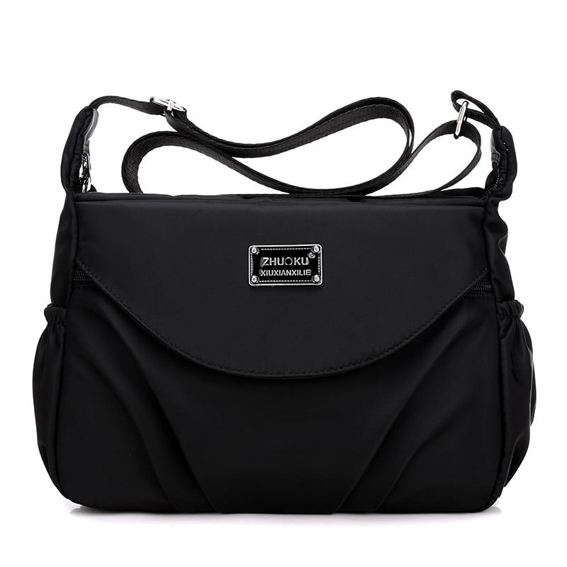 여성 메신저 가방 여성 핸드백 여행 패션 Small Hobos - 핸드백