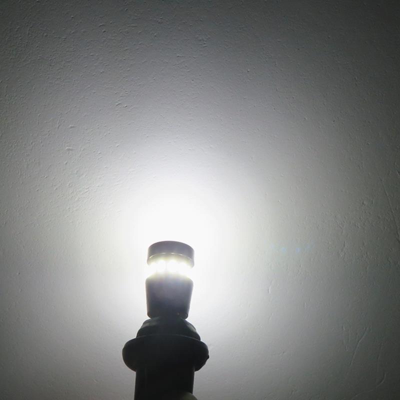 WLJH 2x LED T10 W5W Car LED Auto Lamp 12V լամպեր - Ավտոմեքենայի լույսեր - Լուսանկար 4