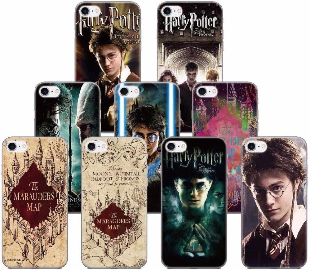 Harry Potter Fundas Soft TPU Case For Wiko Jerry Tommy 3 Harry ...
