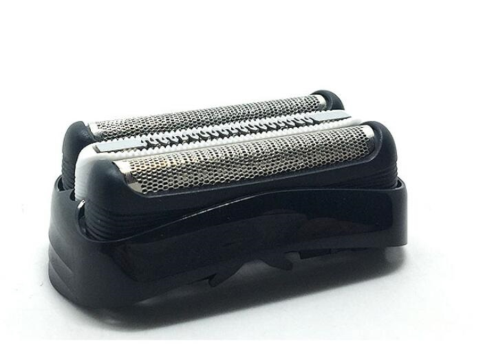 32B Black Razor Head Shaver Foil &Cutter for Braun 3000 Series 3 320 330 340 380 390 3090CC 350CC 320S 330S Cassette Mesh Grid-in Razor from Beauty & Health    1